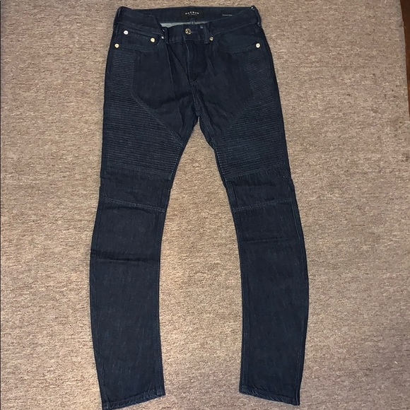 PacSun Other - Dark Blue PacSun Skinny Motto Stacked Jeans 29x30